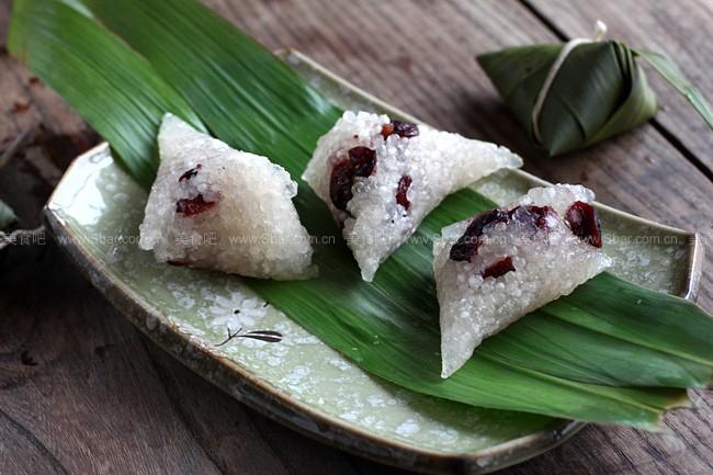 蔓越莓水晶冰粽