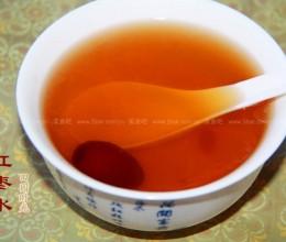 红枣水、基础炒米水