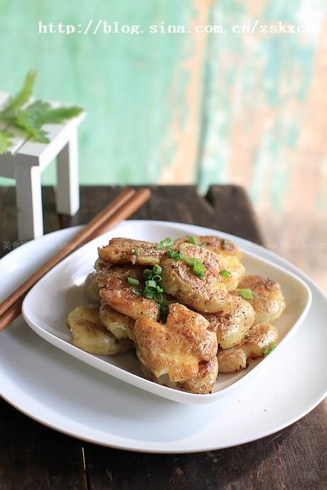 椒盐脆皮小土豆