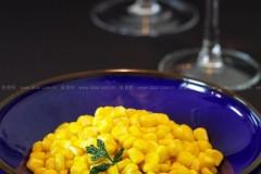 奶油玉米粒