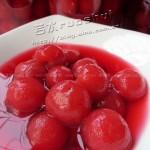 自制樱桃罐头