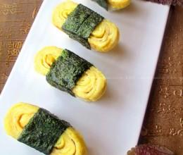 鸡蛋卷寿司