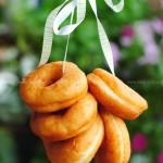 甜甜圈(小朋友们都喜欢)