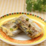 香蒸带鱼(最适合孩子的带鱼吃法)