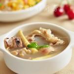 豬骨墨魚湯(備孕食譜)