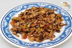 菌菇辣肉酱