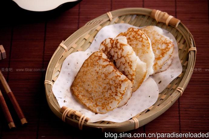 米酒米发糕 和 汽水发米粑粑