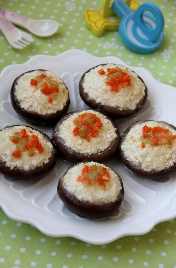 豆腐酿香菇