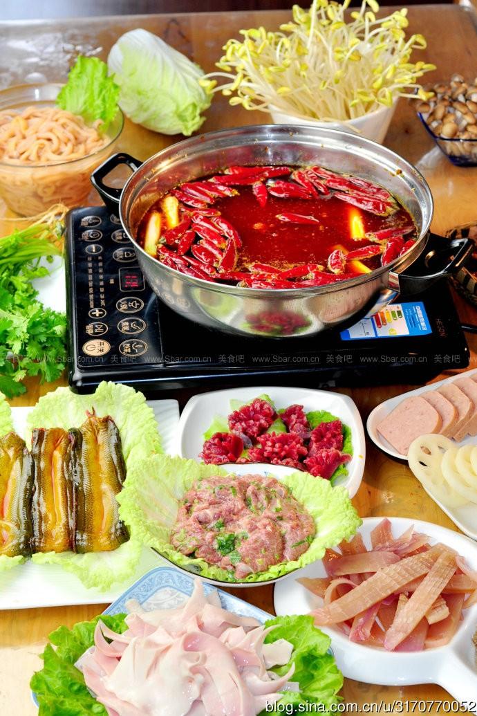 火锅菜品制作