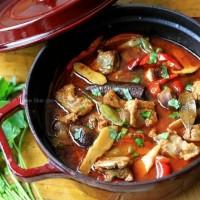 泡姜排骨鍋