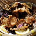 紫苏烤鱼(美味烤箱菜)