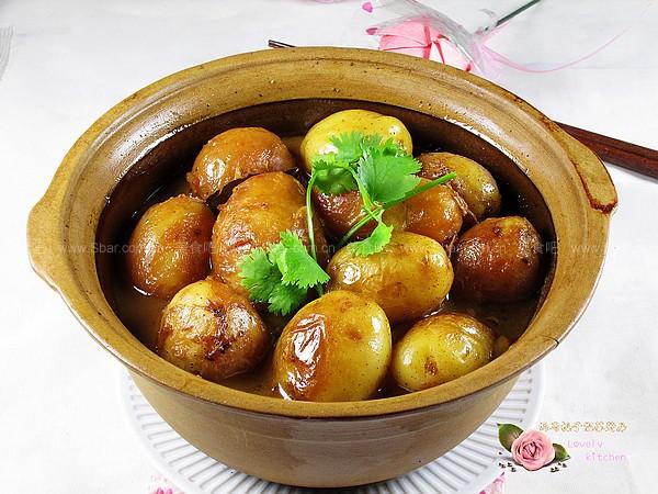 砂锅小土豆