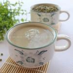 牛奶绿豆沙沙(详解完美不变红的绿豆汤及绿豆沙)