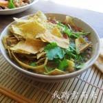 锅巴菜(天津卫早点菜谱)