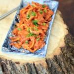 韓式炒蘑菇