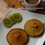 芒果蛋饼(10分钟早餐饼)
