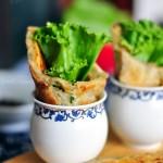 香酥鸡蛋灌饼(街头小吃)