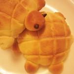 小乌龟面包(早餐菜谱)