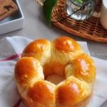 鲜奶玉米面包(早餐菜谱)
