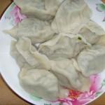 圆白菜虾仁饺子(早餐菜谱)