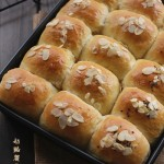 奶酪蜜豆面包(早餐菜谱)
