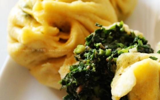 玉米面包子(适合孕妇的早餐菜谱)
