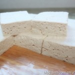 在家做卤水老豆腐