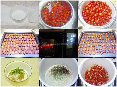 油浸小番茄