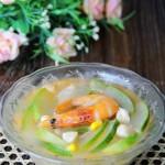 海珍冬瓜汤(清热祛暑)