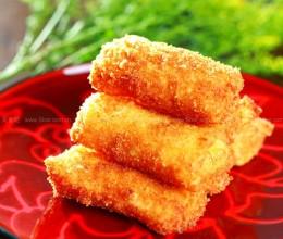 香芒沙律鲜虾卷