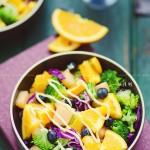 缤纷蔬果沙拉(8分钟搞定让你胃口大开菜谱)