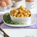 孜然鸡蛋炒馒头(10分钟早餐系列)