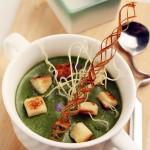 奶油菠菜汤(超营养西式汤)