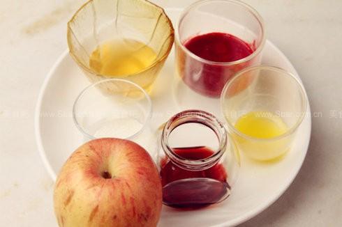 苹果玫瑰饮