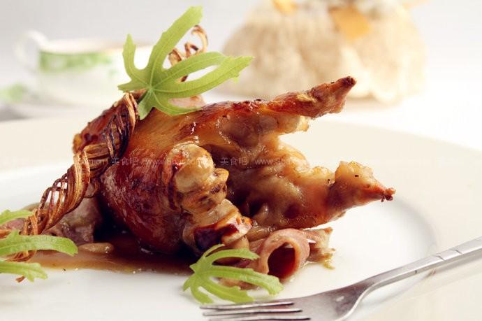 德国酸菜焖猪脚