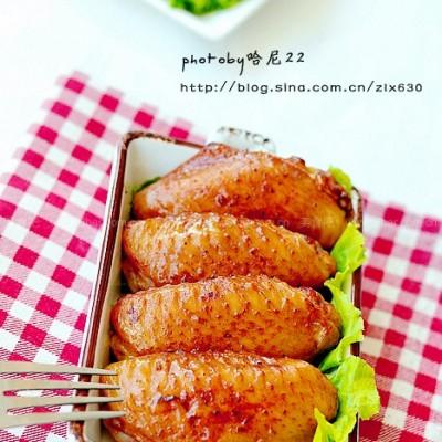 泰式香辣烤鸡翅