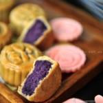 紫薯月饼(中秋美食)