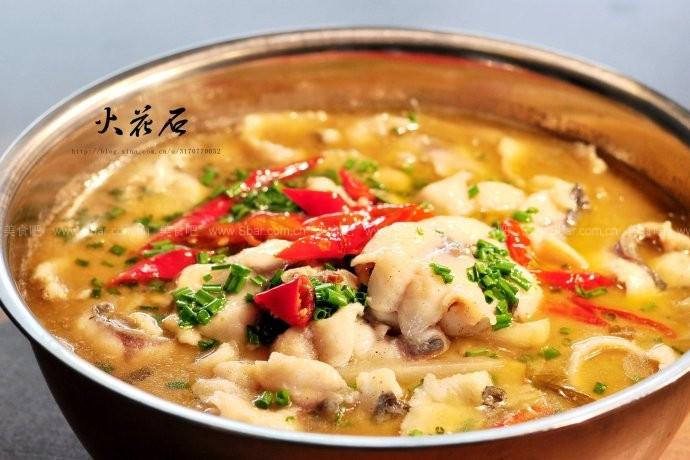 老成都酸菜鱼