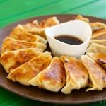 日式煎饺(早餐菜谱)