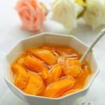 黄桃糖水(自制时令水果罐头)