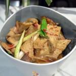 千叶豆腐(在家制作饭店里的人气菜小炒)