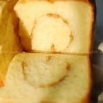 面包机版自制肉松和肉松面包