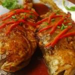 糖醋黄花鱼(健脑益寿开胃消食延缓衰老的食疗佳品)