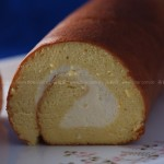 海绵蛋糕卷(早餐菜谱)