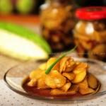 糖醋腌子姜(居家必备的下饭小菜)
