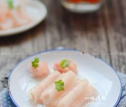 冬瓜虾仁卷