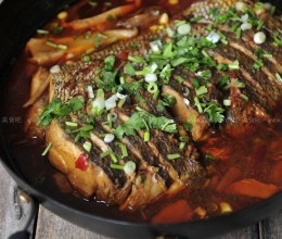 酱焖大米鱼