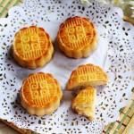 椰蓉月饼(中秋月饼)