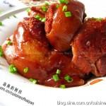 烧蹄膀(中秋宴客重磅菜)