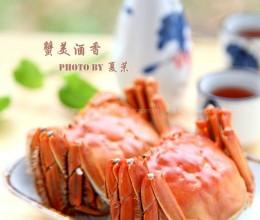大闸蟹的挑选及食用方法
